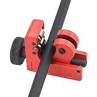 SHARROW 3-22mm Cortador de Eje de Flecha Mini Utensile da Taglio per Tubi para Flechas DIY (Rojo)