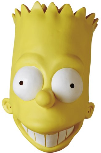 Bart Simpson Maske (Halloween Cartman)