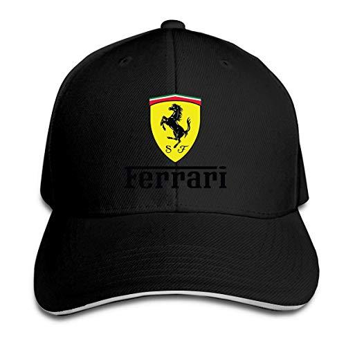 V66W88L68 Personalized Ferrari Logo Cool