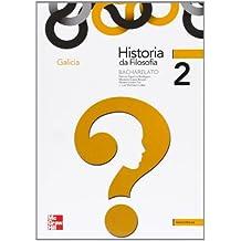 LA - HISTORIA DE LA FILOSOFIA 2 BACH. GALICIA - 9788448183646