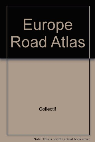 Europe Road Atlas