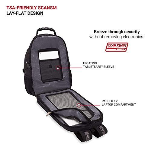 Backpack -Scansmart /Black - 19002215 Image 6