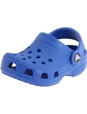 Crocs Crocs Littles, Unisex-Kinder Clogs, Blau (Sea Blue 430), 17/19 EU