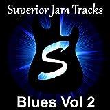Guitar Backing Jam Tracks Blues Vol 2
