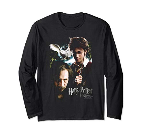 Harry Potter Harry and Sirius   Langarmshirt -
