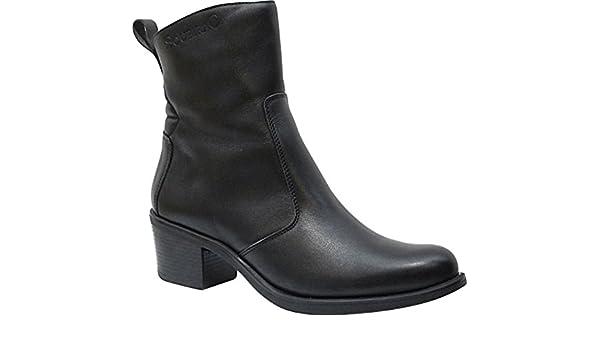 SOUBIRAC CHLOE Damen-Stiefel schwarz 38