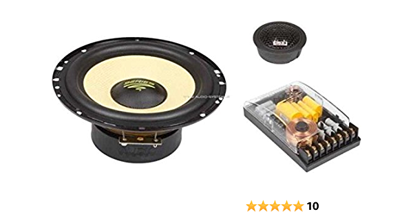 Audio System X Ion 165 Koaxiallautsprecher Für Auto Elektronik