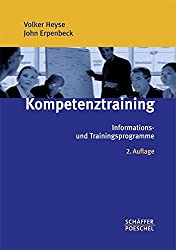 Kompetenztraining: Informations- und Trainingsprogramme