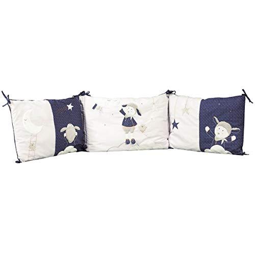 SAUTHON BABY DECO - Tour de lit bébé merlin
