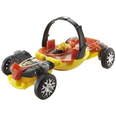 Coche hotwheels ballistiks invisi billy