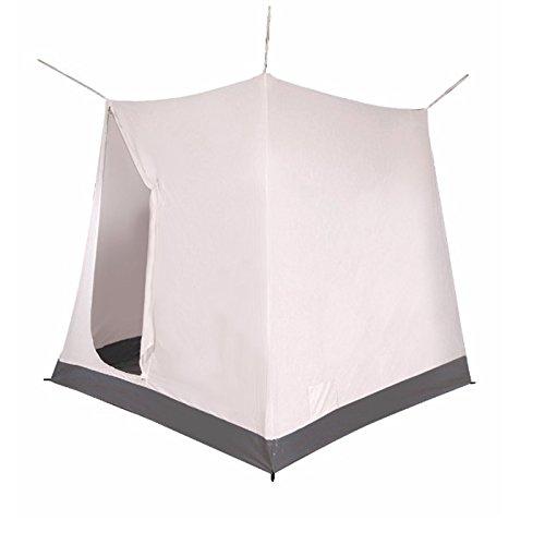 Siehe Beschreibung Innenzelt mit Reißverschlußtür und PVC-Boden atmungsaktives Polyester • für Vorzelt Camping Zelte Campingzelt Schlafzelt Schlafkabine Bett