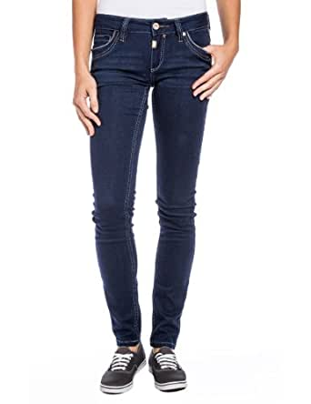 timezone damen slim jeans 16 5424 tahilatz gr w25 l32 blau night wash 3219. Black Bedroom Furniture Sets. Home Design Ideas