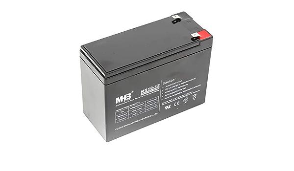 MHB MS10-12 Lead Acid Sealed Rechargeable Battery 12v 10Ah Electric Dirt Bike Dirtbike