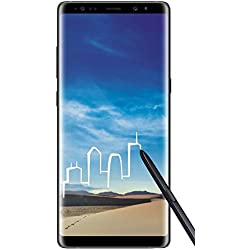 Samsung Galaxy Note 8 (Midnight Black, 6GB RAM, 64GB Storage)