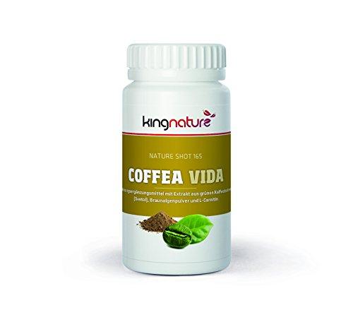 Kingnature Coffea Vida - Chlorogensäure 60 Kapseln