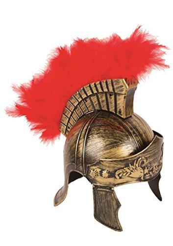 Karneval Klamotten Kostüm Helm Römer Gladiator Zubehör