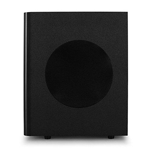 auna Concept 620 • 5.1-Surround Sound-System • Heimkinosystem • Lautsprechersystem • 95 Watt RMS • 16,5 cm (6,5
