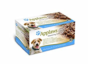 Applaws Dog Multi Pack Tin Fish Selection 156 g (Pack of 2) by MPMA4