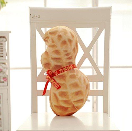 zeug Kissen Ideen Simulation Erdnuss Kissen , 45cm (Nette Make-up Ideen Für Kinder)