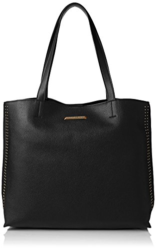 dorothy-perkins-womens-stud-side-tote-black-black