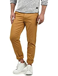 Shine Original Belfo Pantalón Chino Pantalones De Tela para Hombre Slim Fit 8603283438b