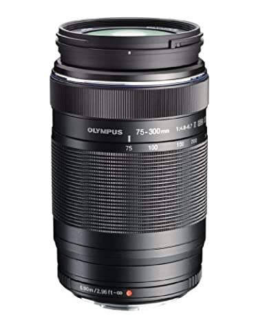 Olympus - Téleobjectif Zoom M.Zuiko Digital ED 75-300mm