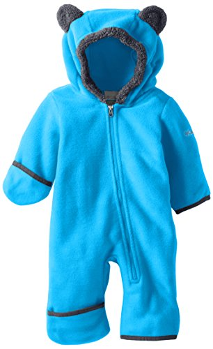 Columbia Tiny Bear II Bunting Polaire Mixte Enfant, Peninsula, FR : XL (Taille Fabricant : 18/24)