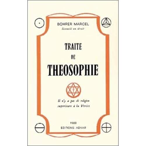 Traité de théosophie