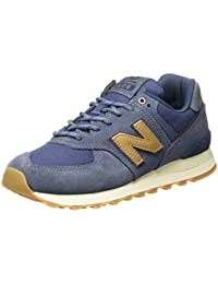 New Balance Women's 574 Blue (Blue) Sneakers - 5.5 UK/India (38 EU)(7.5 US)(WL574CLI)
