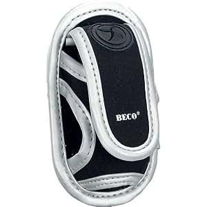 BECO MP3-Player Tasche Neopren, schwarz-silber