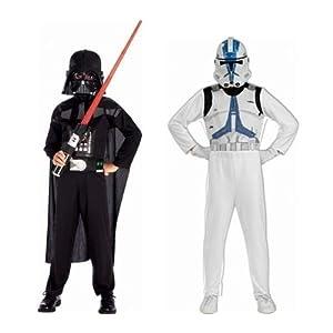 Disfraces Star Wars niños infantiles