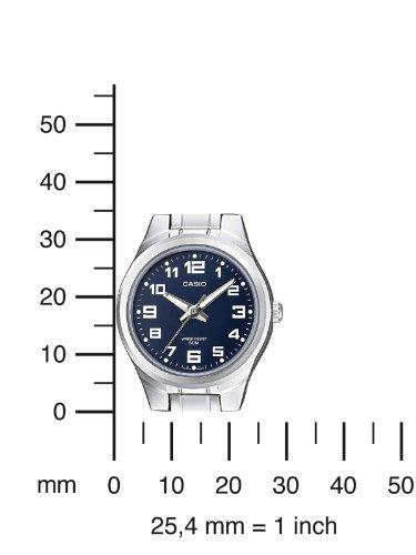 Casio Collection Damen-Armbanduhr Analog Quarz LTP-1310PD-2BVEF -