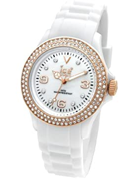 Ice-Watch Armbanduhr Stone-Sili Small WeissŸ ST.WE.S.S.09