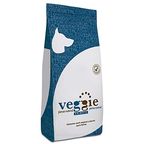 VeggieAnimals - Mangime 100% vegetale per Cani, 12,5 kg