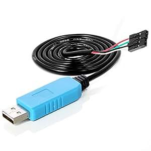 Neuftech PL2303TA USB TTL Pour UART COM RS232 Câble Module Convertisseur
