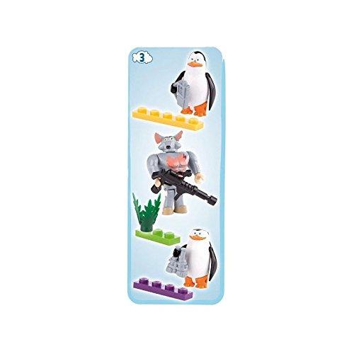 Preisvergleich Produktbild Cobi Blocks Penguins 3pak Zahlen auf der Blisterpackung