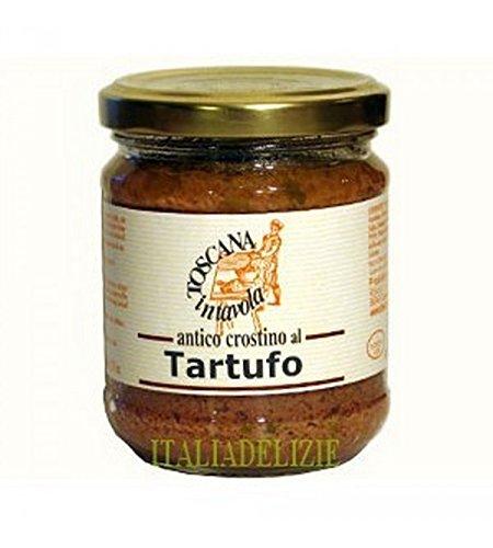 Toscana In Tavola - ANTICO CROSTINO TOSCANO A LA TRUFFE 180gr