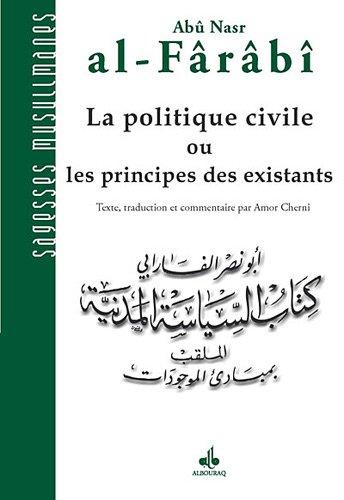 La politique civile ou les principes des existants
