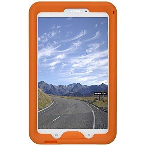 BobjGear - Carcasa resistente para tablet Samsung Galaxy Tab 4 8-pulgadas, modelos Wi-Fi (SM-T330), 3G (SM-T331), 4G modelos (SM-T335, SM-T337, SM-T337A), y otros modelos SM-T33... (No es para Tab A 8), funda protectora -