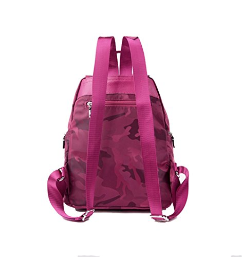 Anne - Borsa a Zainetto donna Rose Red