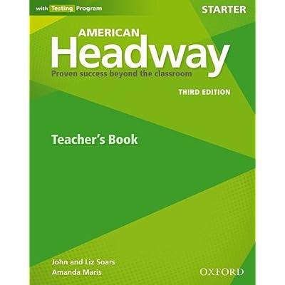 American Headway Starter Teacher S Book 3rd Edition (Am