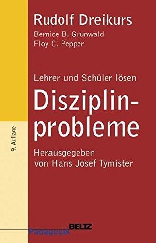 l??sen Disziplinprobleme. by Rudolf Dreikurs (2003-09-30) ()