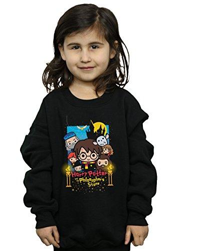 Harry Potter niñas Philosopher's Stone Junior Camisa