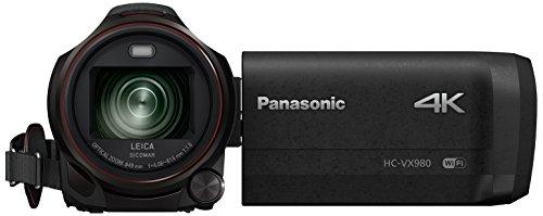 Panasonic HC-VX980EG-K Videocamera Ultra HD, 4K, Nero