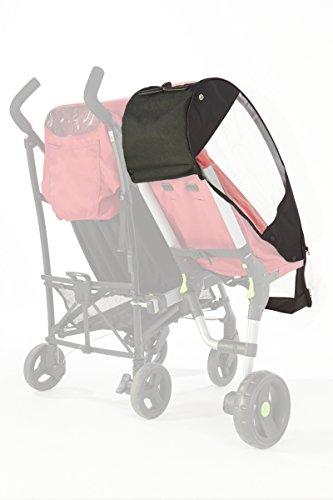 Revelo - Habillage de Pluie pour sidecar Buggypod Lite