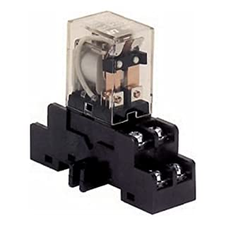 Altronix RDC12 power relay - electrical relays (Black)