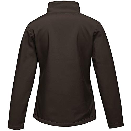 41UptV6QnsL. SS500  - Regatta Womens Ablaze Printable Softshell Workwear Jacket