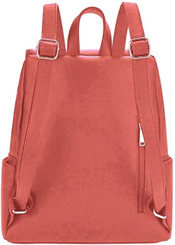 Best college bags flipkart in India 2020 JSPM® Women BackPack With Beautiul Peach Color Casual Backpak (SP-0290 Peach) Image 3