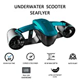 Sea Scooters Review and Comparison