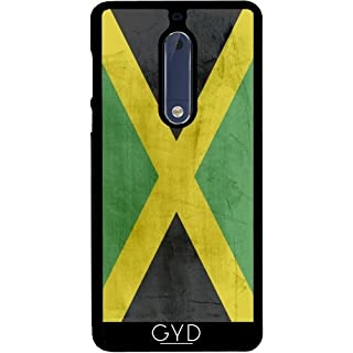 DesignedByIndependentArtists Case for Nokia 5 - Jamaica Flag by wamdesign